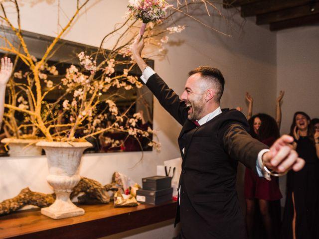 La boda de Riky y Maria en Sant Pere De Vilamajor, Barcelona 146