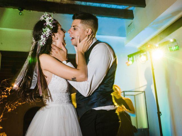 La boda de Riky y Maria en Sant Pere De Vilamajor, Barcelona 153