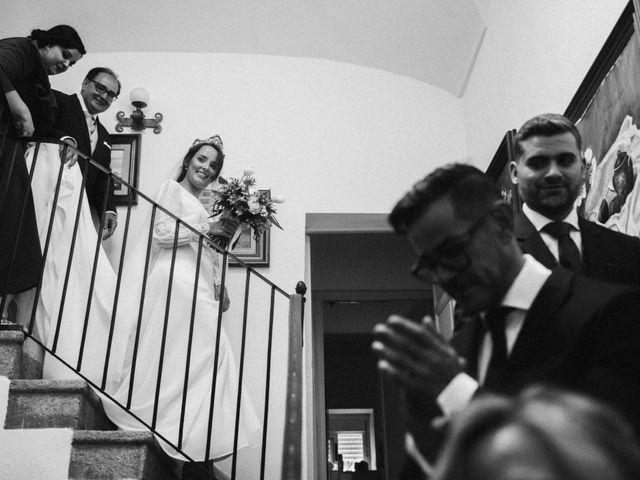 La boda de Antonio y Lourdes en Aliseda, Cáceres 6
