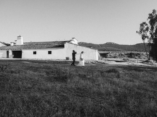 La boda de Antonio y Lourdes en Aliseda, Cáceres 11
