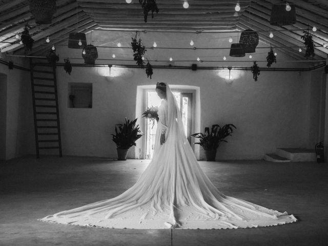 La boda de Antonio y Lourdes en Aliseda, Cáceres 12