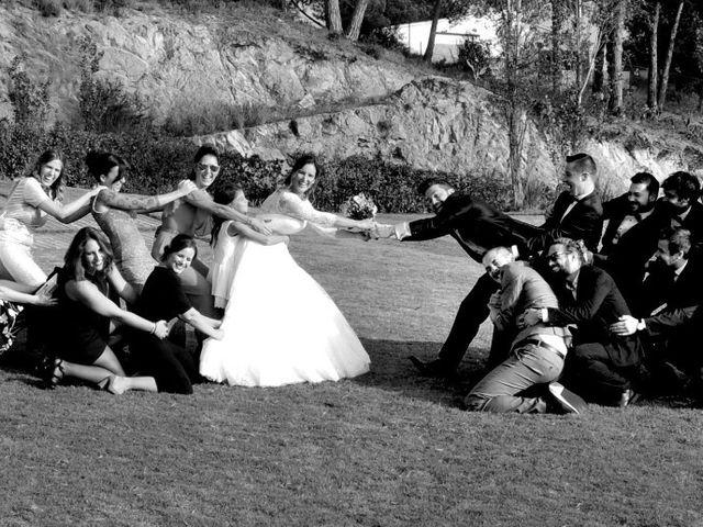 La boda de Laura y Telmo en Lloret De Mar, Girona 35