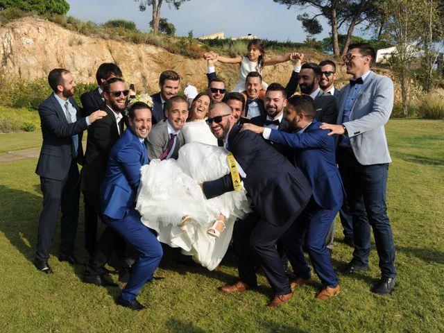 La boda de Laura y Telmo en Lloret De Mar, Girona 36