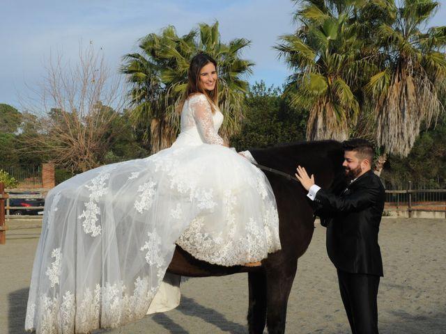 La boda de Laura y Telmo en Lloret De Mar, Girona 63