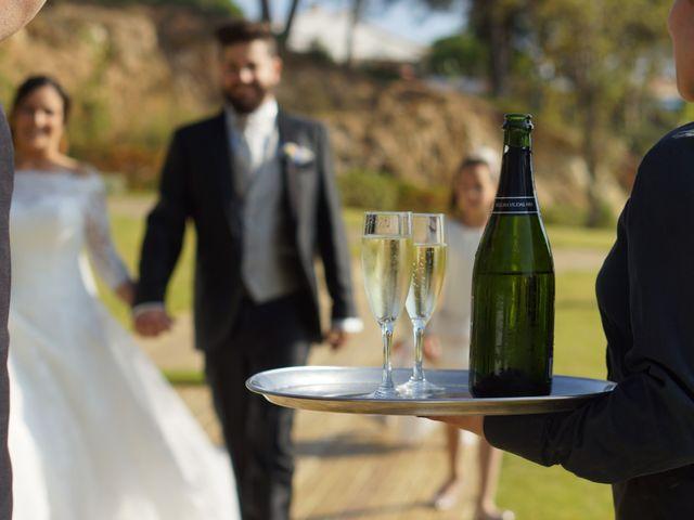 La boda de Laura y Telmo en Lloret De Mar, Girona 69
