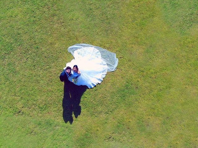 La boda de Telmo y Laura