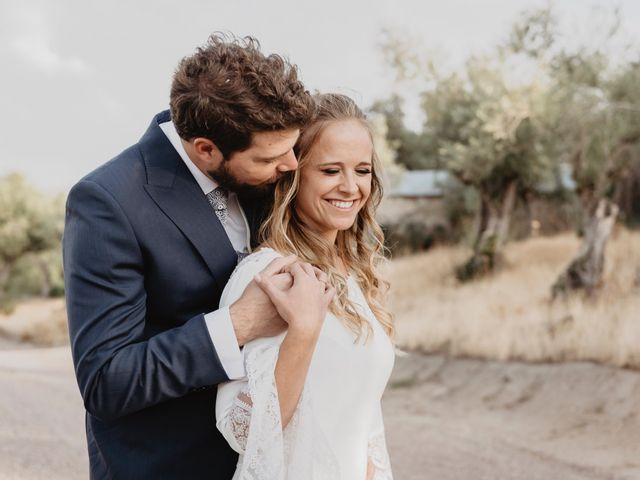 La boda de Claudia y Pepo