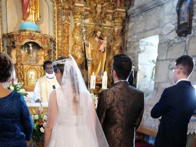 La boda de Cristian y Vanessa en Cacheiras (San Simon De Ons), A Coruña 3