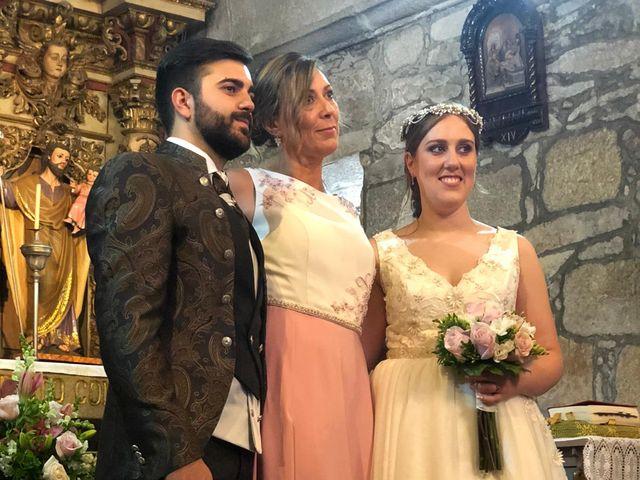 La boda de Cristian y Vanessa en Cacheiras (San Simon De Ons), A Coruña 6