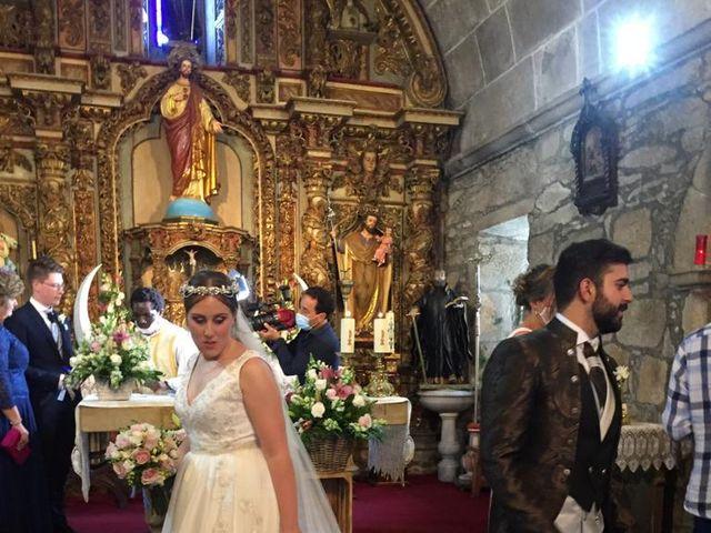 La boda de Cristian y Vanessa en Cacheiras (San Simon De Ons), A Coruña 7