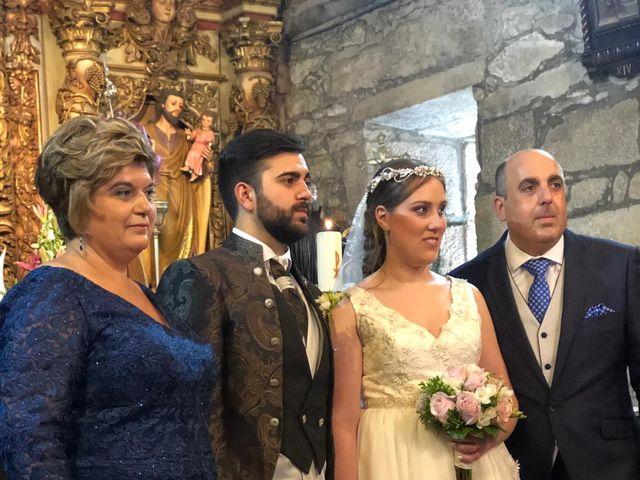 La boda de Cristian y Vanessa en Cacheiras (San Simon De Ons), A Coruña 8