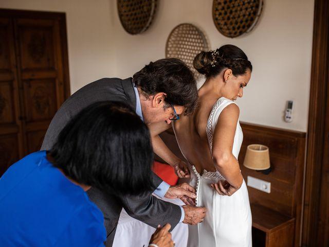 La boda de Clara y Andreu en Odena, Barcelona 15