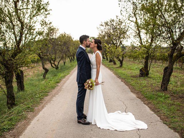 La boda de Clara y Andreu en Odena, Barcelona 1