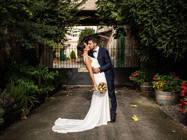 La boda de Andreu y Clara