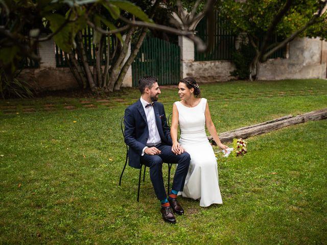 La boda de Clara y Andreu en Odena, Barcelona 2