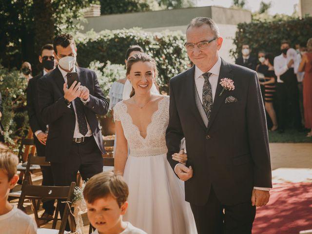 La boda de Marc y Sara en Benicàssim/benicasim, Castellón 17