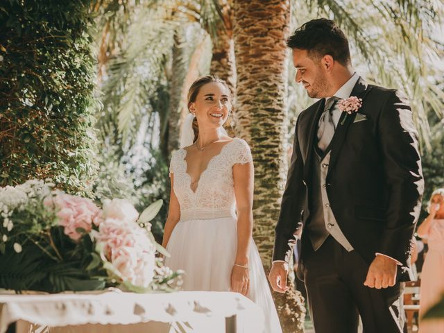 La boda de Marc y Sara en Benicàssim/benicasim, Castellón 18