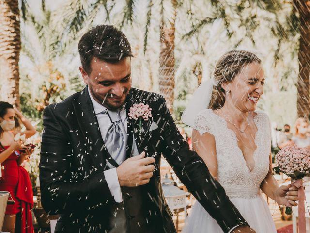 La boda de Marc y Sara en Benicàssim/benicasim, Castellón 25