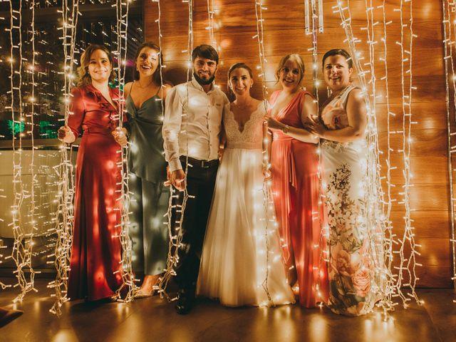 La boda de Marc y Sara en Benicàssim/benicasim, Castellón 45