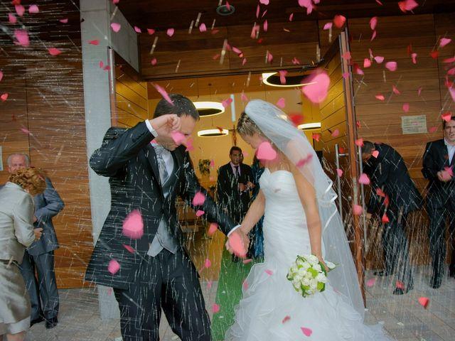La boda de Belén y Juan Diego en Vitoria-gasteiz, Álava 6