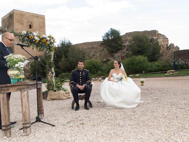 La boda de Jorge y Sonia en Lorca, Murcia 16