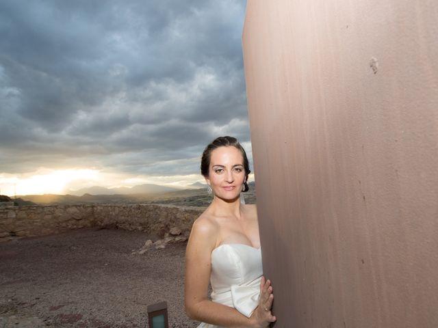 La boda de Jorge y Sonia en Lorca, Murcia 20