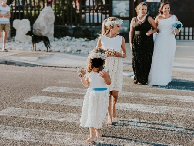 La boda de Miguel y Yuni en Santa Cruz De Tenerife, Santa Cruz de Tenerife 24