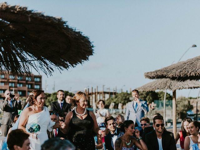 La boda de Miguel y Yuni en Santa Cruz De Tenerife, Santa Cruz de Tenerife 26