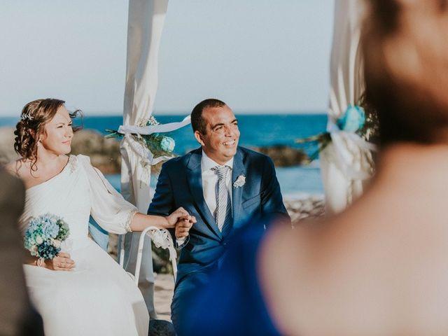 La boda de Miguel y Yuni en Santa Cruz De Tenerife, Santa Cruz de Tenerife 32