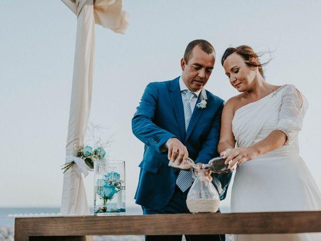 La boda de Miguel y Yuni en Santa Cruz De Tenerife, Santa Cruz de Tenerife 42