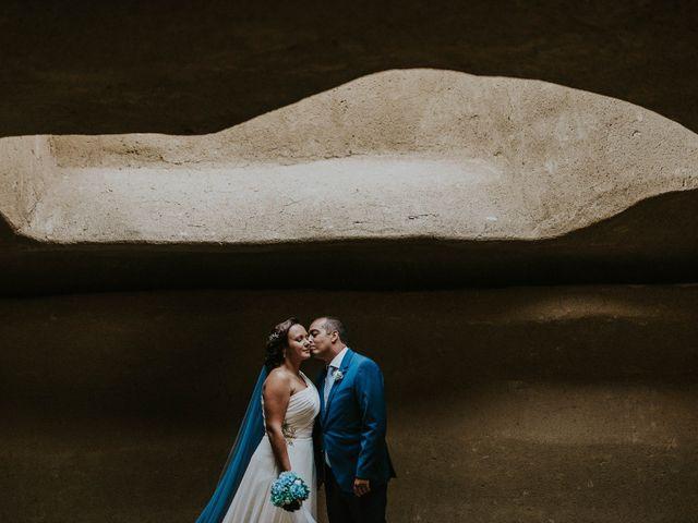 La boda de Miguel y Yuni en Santa Cruz De Tenerife, Santa Cruz de Tenerife 54