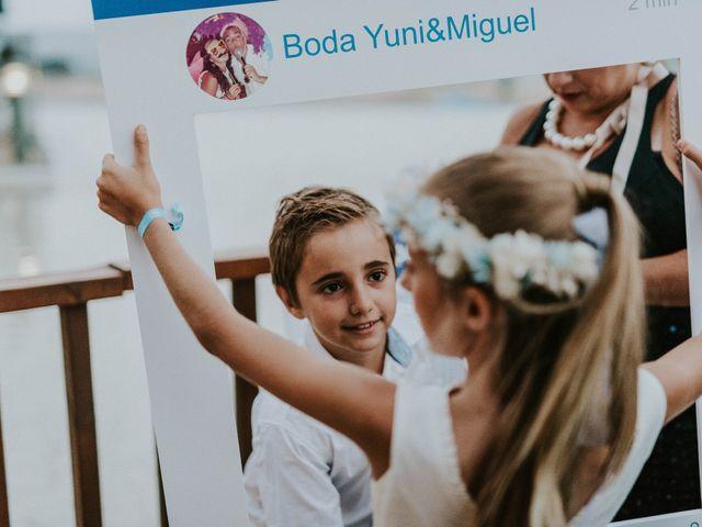 La boda de Miguel y Yuni en Santa Cruz De Tenerife, Santa Cruz de Tenerife 63