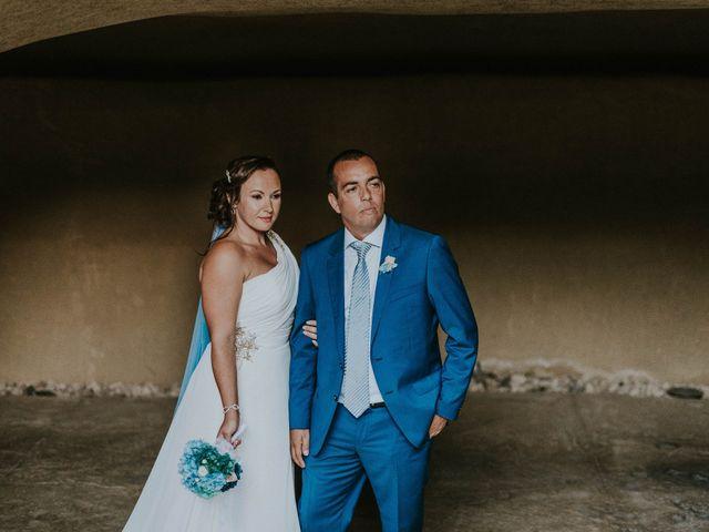 La boda de Yuni y Miguel