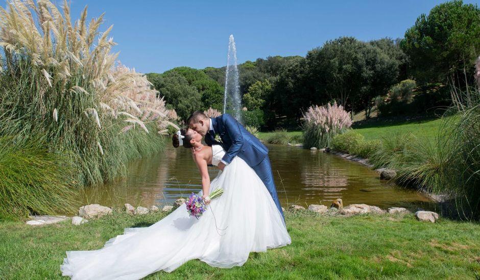 La boda de Raul  y Lorena en Vilanova Del Valles, Barcelona