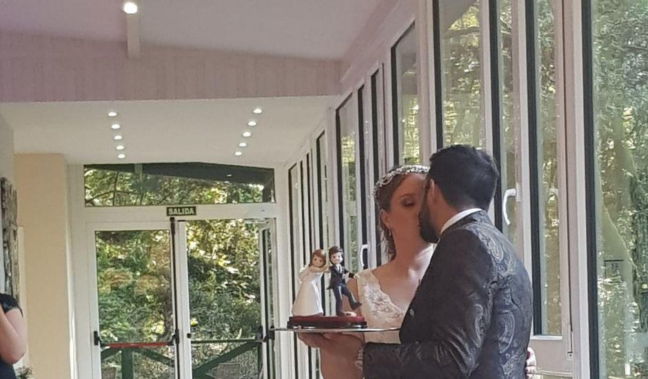 La boda de Cristian y Vanessa en Cacheiras (San Simon De Ons), A Coruña