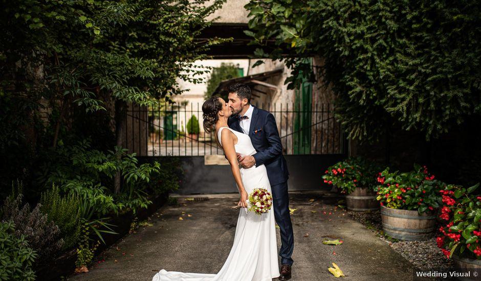 La boda de Clara y Andreu en Odena, Barcelona