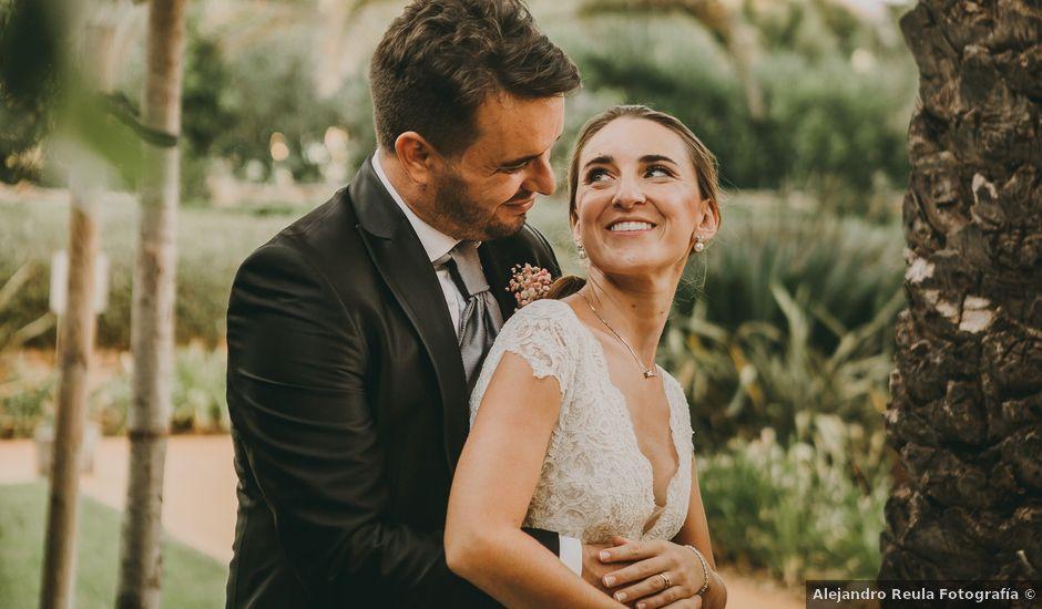 La boda de Marc y Sara en Benicàssim/benicasim, Castellón
