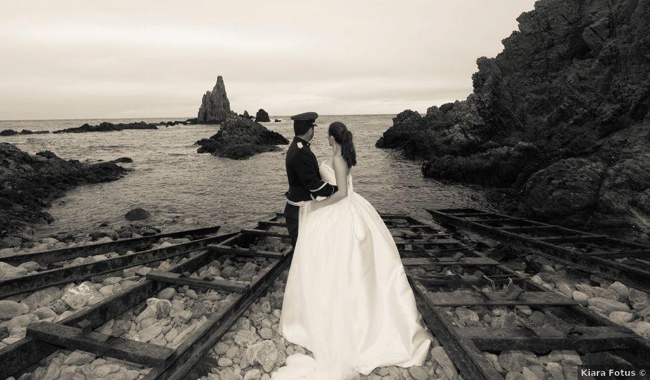La boda de Jorge y Sonia en Lorca, Murcia