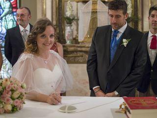 La boda de Cristina Carvajal Zamorano y Antonio Calvo Santamaría 1