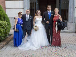 La boda de Cristina Carvajal Zamorano y Antonio Calvo Santamaría 2