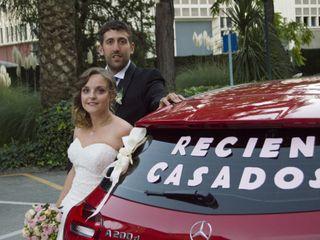 La boda de Cristina Carvajal Zamorano y Antonio Calvo Santamaría 3