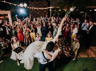 La boda de Marta y Francisco