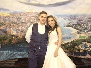 La boda de Nieves y César