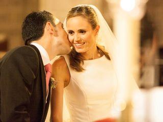 La boda de Lidia y Vicente