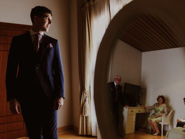 La boda de David y María José en Argamasilla De Alba, Ciudad Real 9