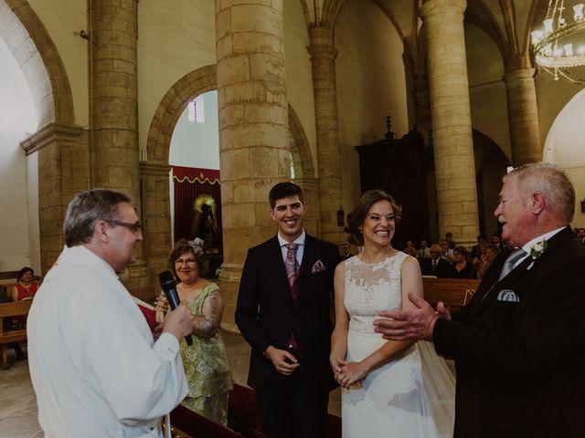 La boda de David y María José en Argamasilla De Alba, Ciudad Real 18
