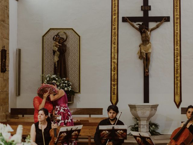 La boda de David y María José en Argamasilla De Alba, Ciudad Real 19
