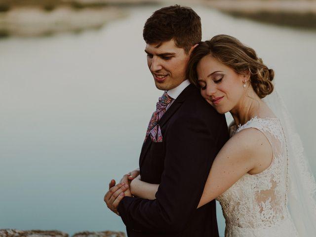 La boda de David y María José en Argamasilla De Alba, Ciudad Real 23