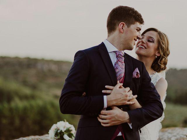 La boda de David y María José en Argamasilla De Alba, Ciudad Real 24