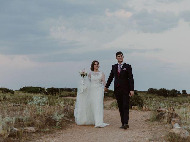 La boda de David y María José en Argamasilla De Alba, Ciudad Real 28